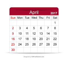 april calendar printable calendar april 2017 2017 calendar pinterest
