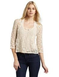 Aryn K Womens Lace Top Tops Clothes For Women Women