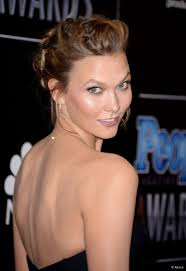 Chingon Hair Style karlie kloss updo tutorial textured chignon hairstyle 6106 by wearticles.com