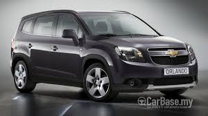 Chevrolet Orlando in Malaysia - Reviews, Specs, Prices - CarBase.my
