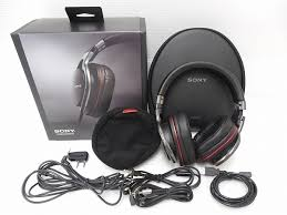 sony noise cancelling headphones. sony mdr-1rnc mk2 premium noise cancelling headphones