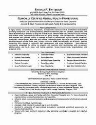 Psychology Resume Templates - Pointrobertsvacationrentals.com ...