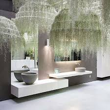 Feng Shui Bathroom In South For And Toilet Orchid Decor Plants No ...