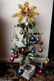Is This The Oldest Christmas Tree In Britain 102yearold Worst Christmas Tree