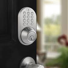 MiLocks Keyless Entry Deadbolt Door Lock - Tanga