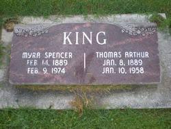 Myra Spencer King (1889-1974) - Find A Grave Memorial