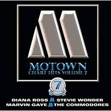 Amazon Uk Mp3 Chart Motown Chart Hits Vol 7