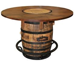view popular high resolution barrel bar table jack daniels whiskey barrel tables remodeling tips in numerous photos from jean green home design expe