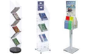 Flyer Display Stands Brochure Stands Pamphlet Holder Racks Dispensers 19