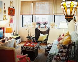 Home Interiors:Brilliant Bohemian Decorating Ideas Showing Classic Style  Small Living Room With Bohemian Styles