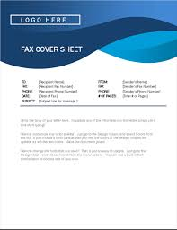Free Fax Template Cover Sheet Word Delectable Fax Covers Office