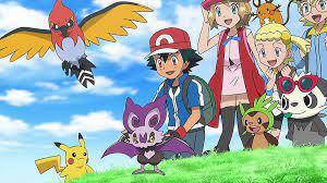 Pokemon the Series Xy Episodes (Page 1) - Line.17QQ.com