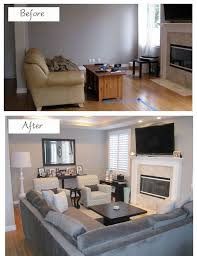 How To Efficiently Arrange The Furniture In A Small Living Room Simple Arranging A Living Room