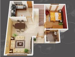 home design plans indian style 3d