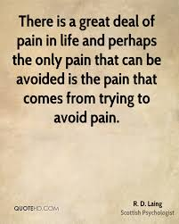 Pain Quotes Enchanting R D Laing Quotes QuoteHD