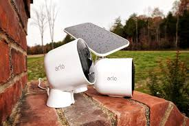 Outdoor Light Fixture Security Camera Best Outdoor Home Security Cameras Of 2020 Cnet