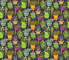 Small Picture Herb Garden Designs Spoonflower Design Challenge