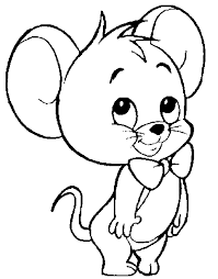 Small Picture Beautiful Mouse Coloring Page 66 About Remodel Coloring Pages