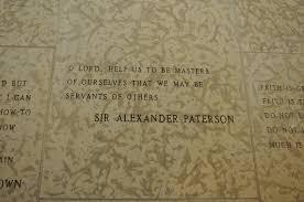 Alexander Paterson (penologist) - Wikipedia