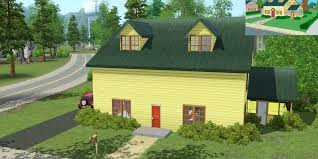 an ambitious family guy fan built the griffins house inside and out in the game world of the sims 3