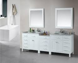 bathroom cabinets double sink. White Bathroom Vanities Double Sink 48 Inches Creative Decoration Cabinets S