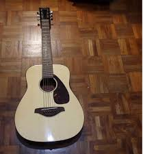 yamaha jr2. yamaha jr2s 3/4 folk acoustic guitar - natural (travel/child guitar) yamaha jr2
