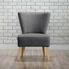 grey accent chair with arms. Accent Chair Grey With Arms