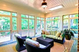 furniture for screened in porch. Screened Porch Furniture Ideas In Designs Eclectic With Deck Striped Hammock Small For