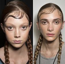 spring 2017 braided hairstyles inspired from the runway dkny braids