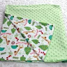 Flannel Baby Blanket With Mitered Corners Babyflannel Flannel Baby ... & ... Minky Baby Blanket Minky And Cotton Flannel Animal Friends Green Best  Batting For Flannel Baby Quilt ... Adamdwight.com