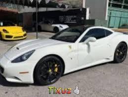 Análisis de cada una de las versiones, características, ficha técnica, fotos y precios del laferrari. Ferrari California 7 Autos Ferrari California Usados Mitula Autos