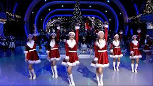Happy New Year 2018 Best Christmas Show Dance Jingle Bells Youtube