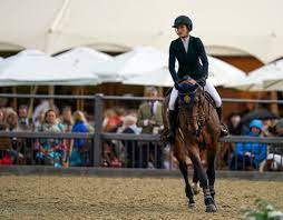 daughter makes Olympic equestrian team ...