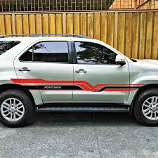 Customize for toyota FORTUNER 2015 on <b>car</b> accessories modified ...