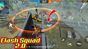 Free fire is the ultimate survival shooter game available on mobile. Clash Squad 2 O Free Fire New Crazy Clash Squad Mode Garena Free Fire Battlegrounds Youtube