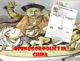 open door policy imperialism. Open Door Policy With China - American Imperialism Power Point Presentation Open Door Policy Imperialism H