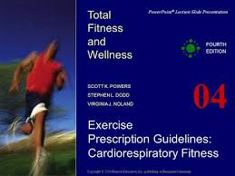 General Principles Of Exercise For Health And Fitness Ppt Video