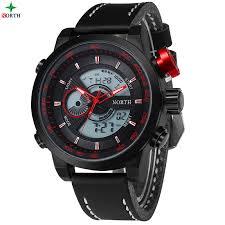 montre homme digital led watch men analog digital watch men top 12 44