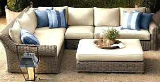 beautiful outdoor couch set or new sofa dining with regard to patio furniture covers for sectional