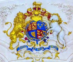 Royal Coat Arms Saint Martin Fields Anglican Church London England... Stock  Photo, Picture And Royalty Free Image. Image 81985892.