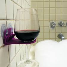 wall mounted wine glass rack for bathrooms