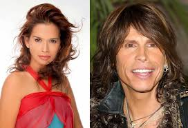 Fashion PULIS: Separated at Birth: Melanie Marquez and Steven Tyler