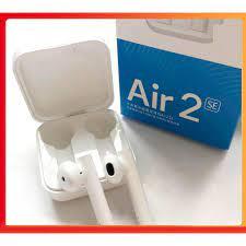Tai Nghe Bluetooth Mini 5.0 Không Dây Xiaomi Air 2SE Tws phiên bản cảm ứng  mới nhất 2020 - Tai nghe True Wireless Nhãn hiệu OEM