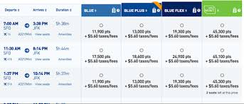How To Redeem Maximize Jetblue Trueblue Points
