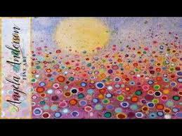 fl landscape acrylic painting tutorial yvonne coomber inspired free lesson for all ages