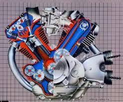 yamaha virago cafe racers scramblers xv engine
