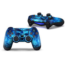 Ps4 Controller Design Fortnite Full Cover Skin Stickers For Sony Playstation 4 Controller