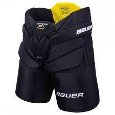 Women S Hockey Pants Sizing Chart Bauer Supreme S27 Senior Goalie Pants