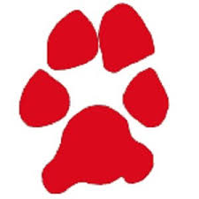 red bulldog paw clipart. Wonderful Paw Paw And Red Bulldog Paw Clipart E