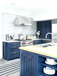 Gray Blue Kitchen Cabinet Ideas Charming Beautiful Blue Kitchen ...
